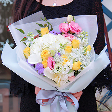 天津情人节网上订花一般什么时候送花才合适