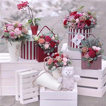 重庆网上订花篮怎么订,哪家花店可以送上门