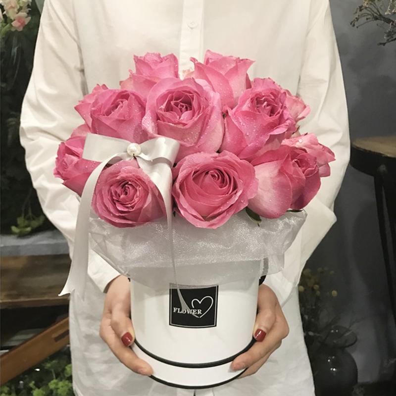 今生*大的幸福-19朵糖果雪山-高档鲜花