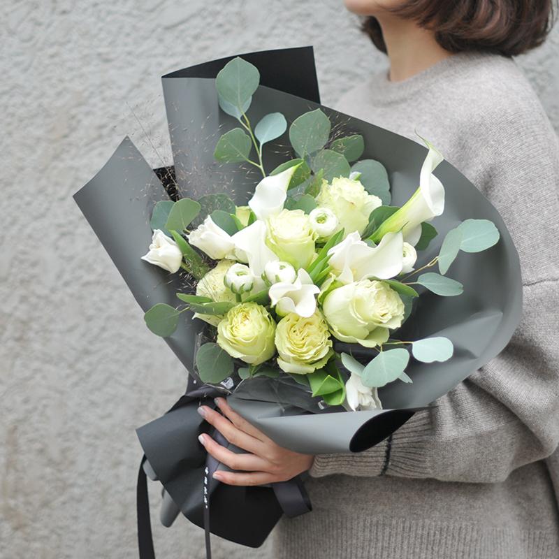 七夕分手后送前女友哪些鲜花好