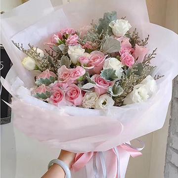 重庆市同城鲜花预订哪家好?