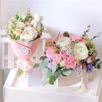 成都青羊区情人节网上订花送花哪家好?