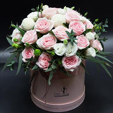 成都市场价粉玫瑰价格多少一朵?