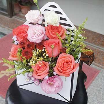 广州越秀区哪家花店七夕节可以送花上门