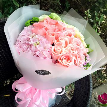 重庆九龙坡网上订花送花选哪家花店靠谱呢