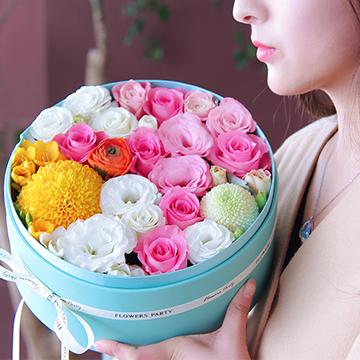 西安市本地哪家花店的鲜花便宜一点?