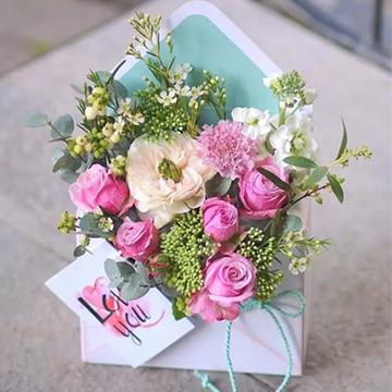 广州市天河区网上订花送花哪家花店可以送上门?