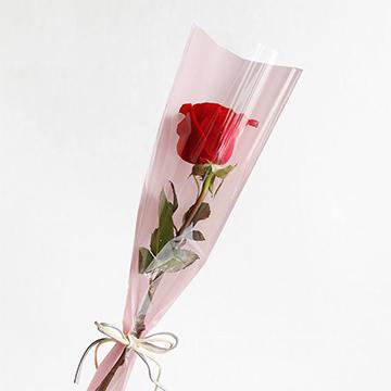 一支红玫瑰