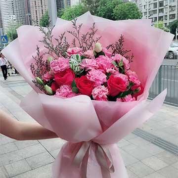 19朵康乃馨