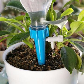 自动浇水盆栽