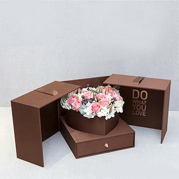 9朵粉玫瑰