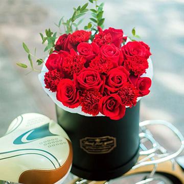 11朵红玫瑰