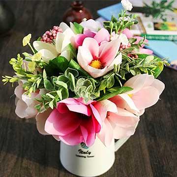 白玉兰花的花语