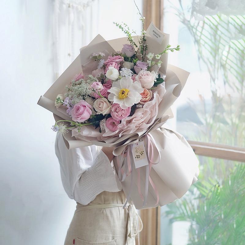 520送女朋友的礼物_送鲜花*让她心动