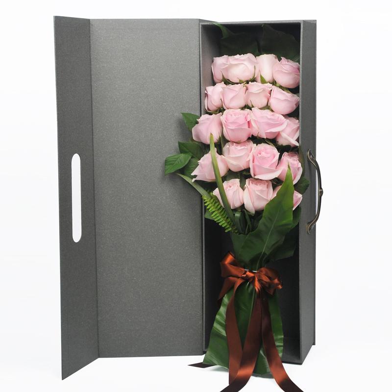 戴安娜和粉佳人玫瑰有什么区别?不同系列的粉色玫瑰也是有差别的