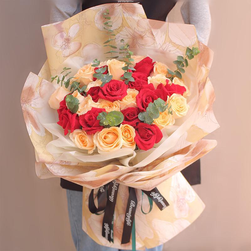 七夕情人节送男友的鲜花榜单有哪些?七夕情人节不了这些花!