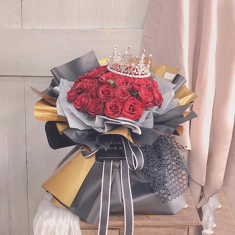 七夕情人节只送花可以吗?七夕情人节只送花这样选择不无趣!