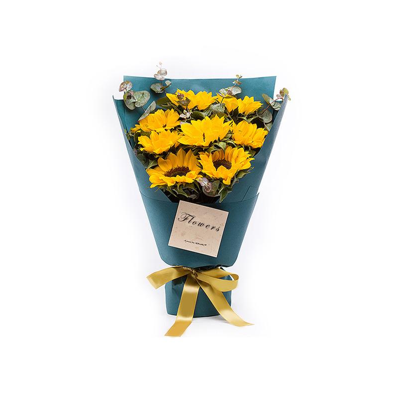 送女生向日葵代表什么?双十一表白可以送向日葵吗?代表什么