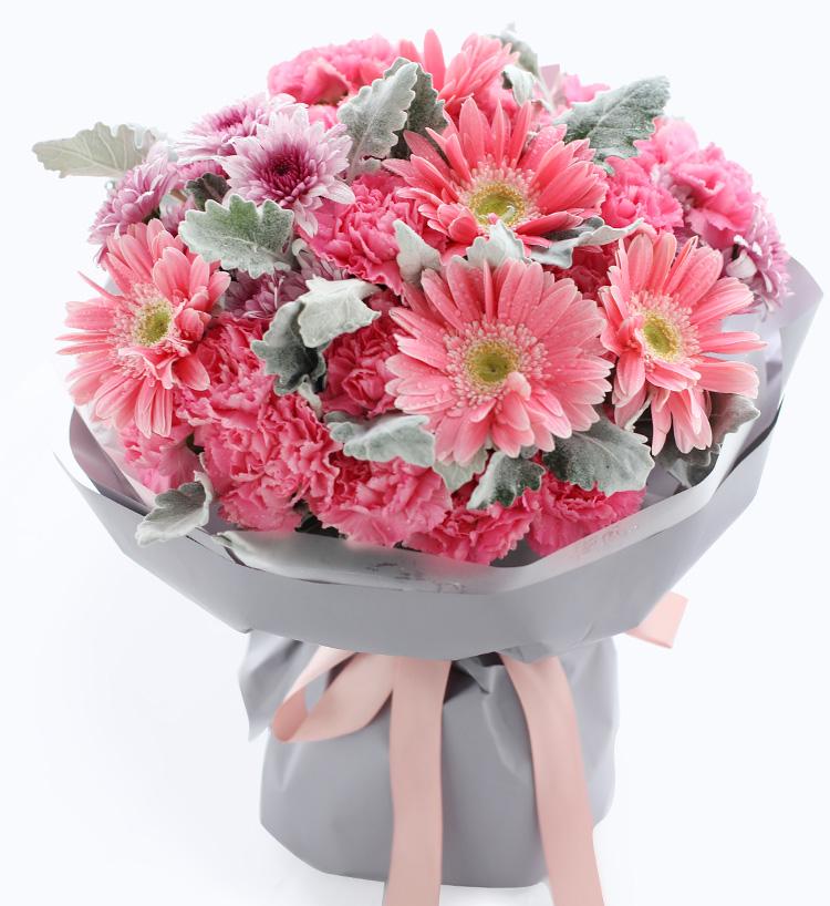 十几岁的女儿喜欢花,生日送花可以给她送什么花
