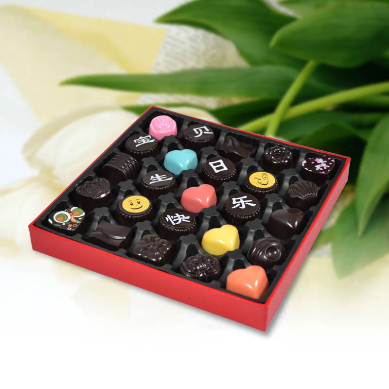 白色情人节应该给男朋友送巧克力吗