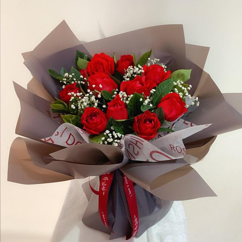初心不负-11朵红玫瑰男朋友生气了怎么办?盘点适合哄男朋友的礼物