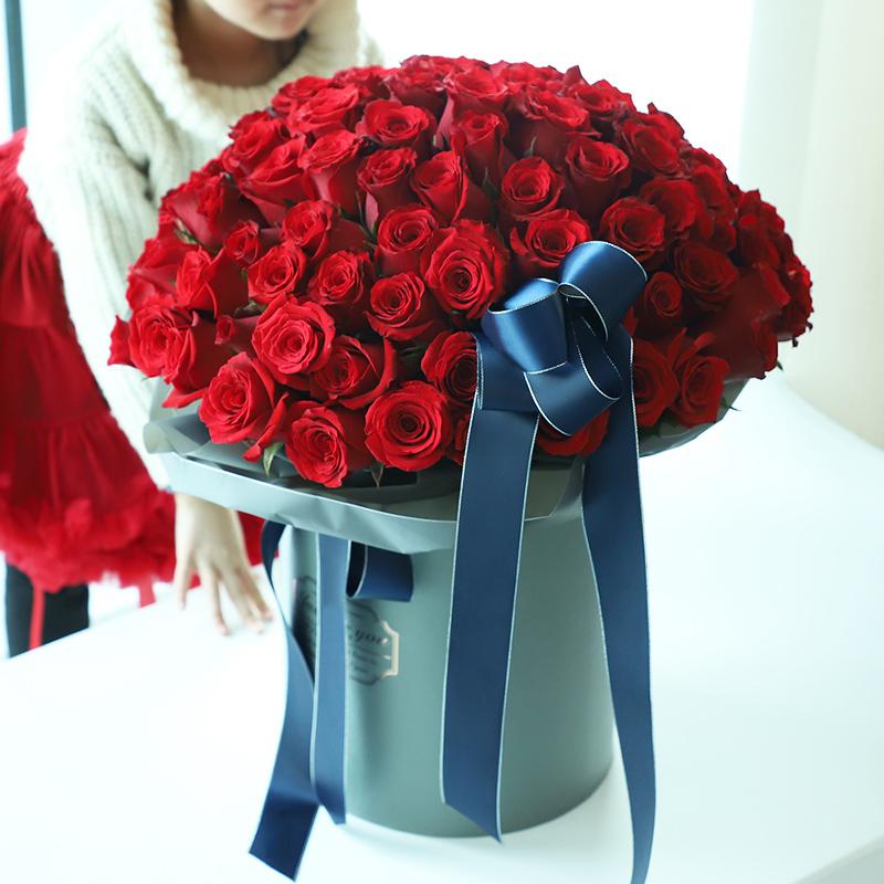 遇见爱情-99朵红玫瑰