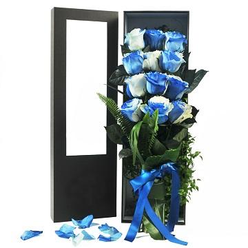 花月佳期-12朵天空玫瑰