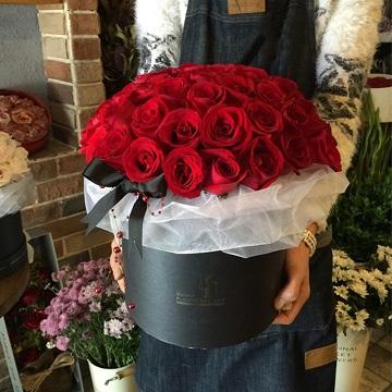 爱如火焰-66朵红玫瑰