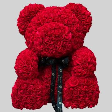 真爱隽永-1314朵红色香皂花