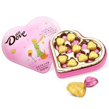 用心之选-德芙心语巧克力礼盒