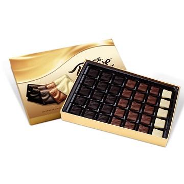 爱的初体验-德芙埃斯汀巧克力