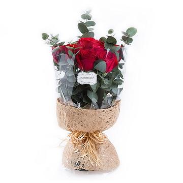 执手问年华-11朵红玫瑰