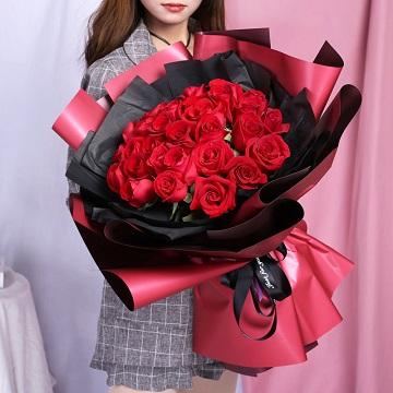 三生三世-33朵红玫瑰