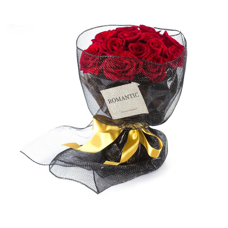 爱的宣言-19朵红玫瑰