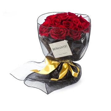 愛的宣言-19朵紅玫瑰