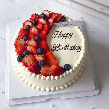 草莓甜心-草莓奶油蛋糕